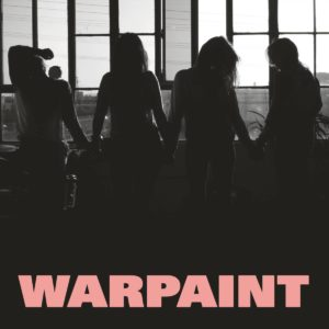 Warpaint Heads Up Cover