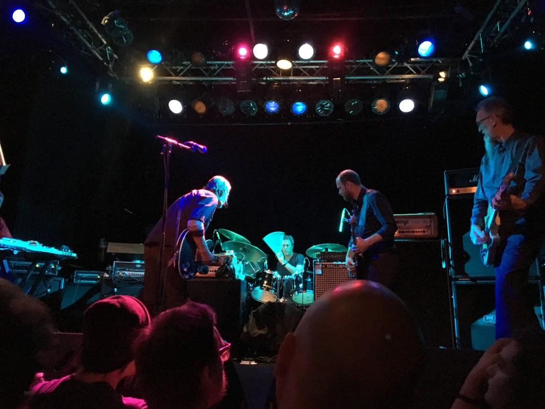 Swans @ Trees, 9/13/16