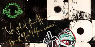 A Tribe Called Quest final album