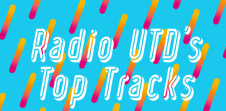 Radio UTD's Top Tracks