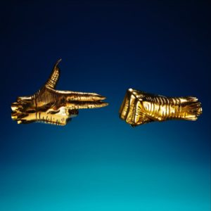 Run The Jewels - RTJ3 album cover