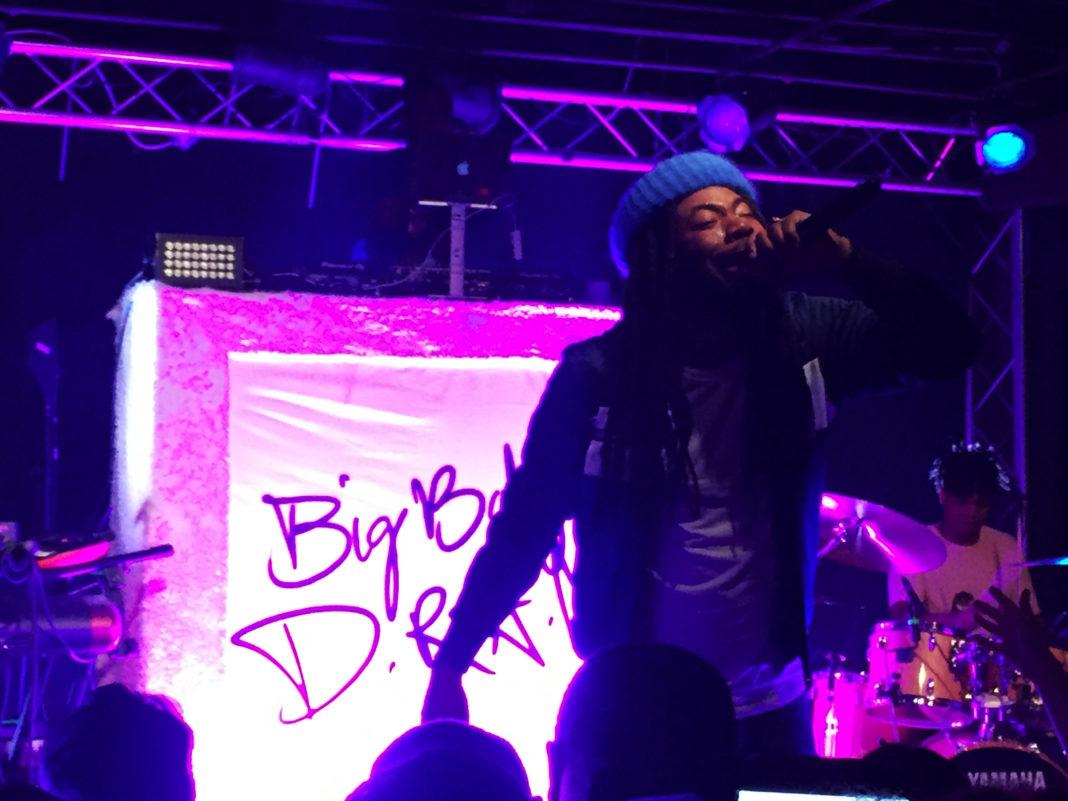 D.R.A.M. @ The Loft on 2/1/17