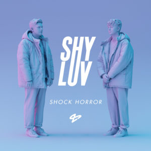 Shy Luv Shock Horror EP Cover