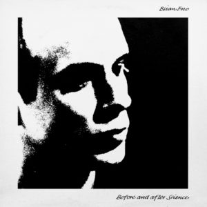 Brian Eno- Before and After Science