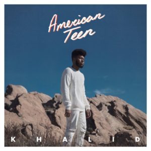 Khalid American Teen cover