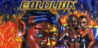 Goldlink - At What Cost cover