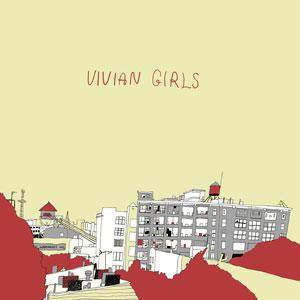 Vivian Girls - s/t