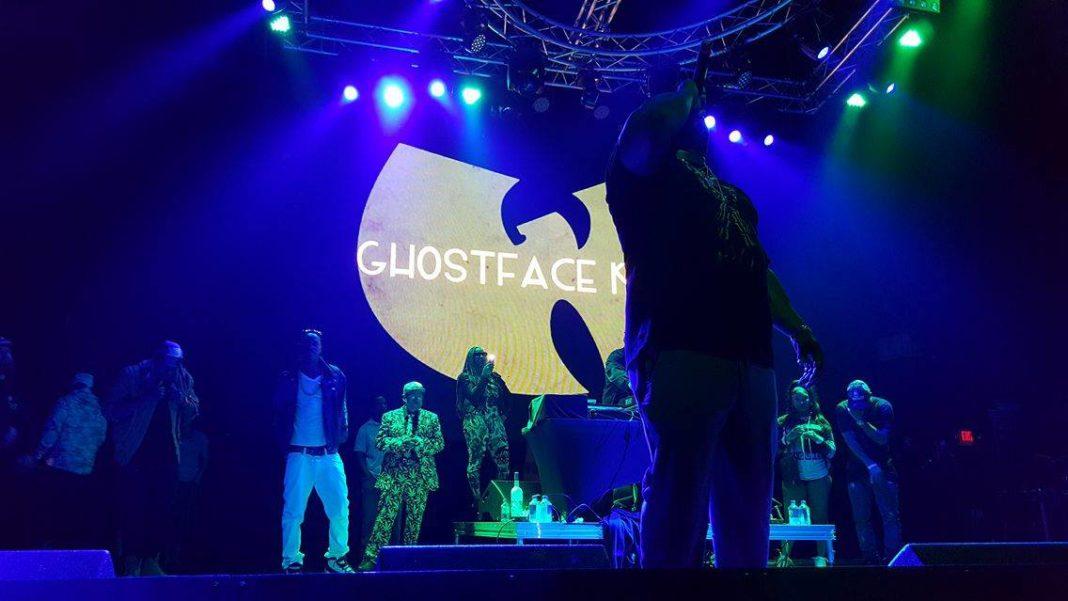 Ghostface Killah @ Gas Monkey Live, 4/2/17