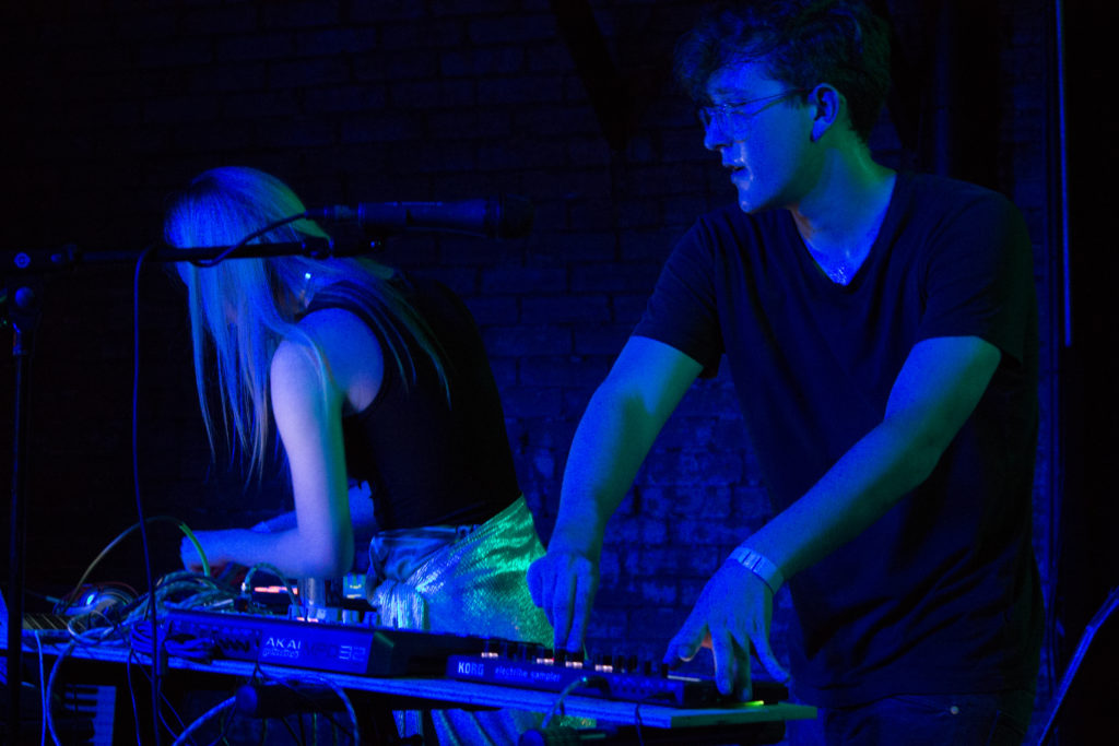 PVLMS @ Club Dada, 4/9/17 - photo by Demir Candas