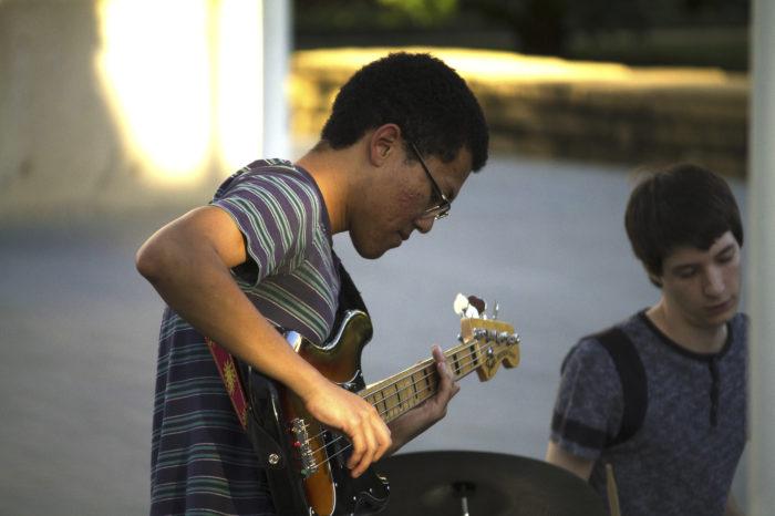 Native Fox @ UTD Local Music Showcase, 4/19/17