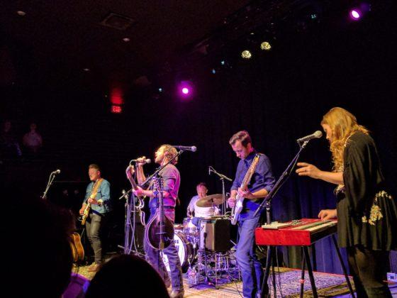 The Lone Below @ Kessler Theater, 4/19/17