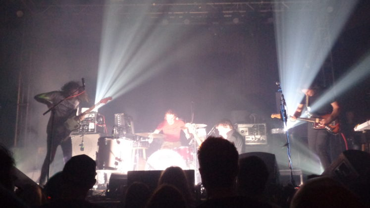 A Place to Bury Strangers @ Granada Theater 5/19/17