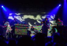 Black Angels @ Granada Theater 5/19/17