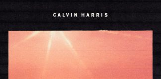 Calvin Harris - Funk Wav Bounces Vol 1 Cover