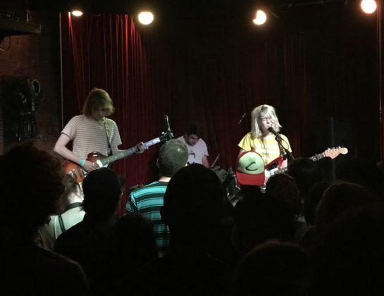 Snail Mail @ Club Dada 6/18/17