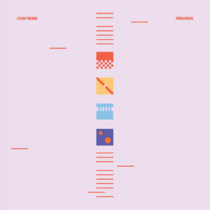 Com Truise - Iteration Cover