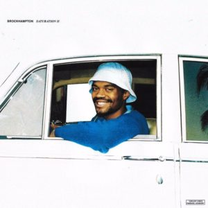 BROCKHAMPTON - SATURATION II cover