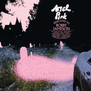 Ariel Pink - Dedicated To Bobby Jameson cover