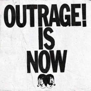 Death From Above 1979 - Outrage Is Now cover