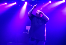 Action Bronson at Southside Music Hall on 10/5/17