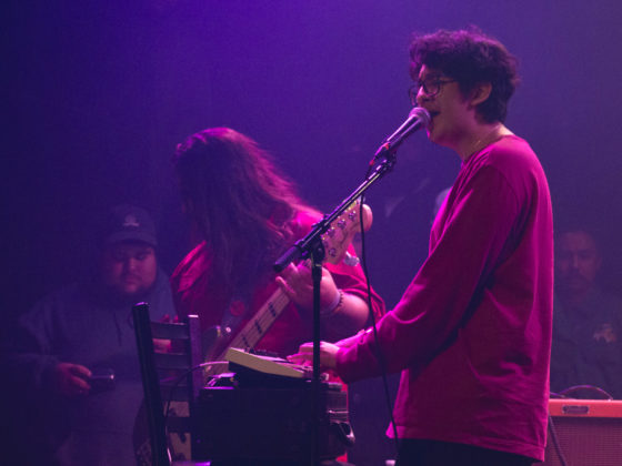 Cuco at Trees on 10/24/17 photos by Roman Soriano