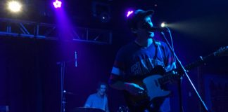 Day Wave at House of Blues on 10/13/17