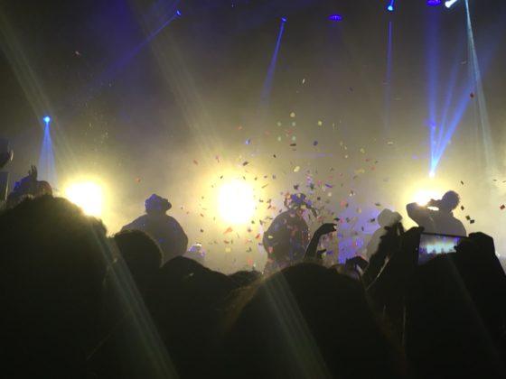 Insane Clown Posse at Gas Monkey Live on 10/12/17