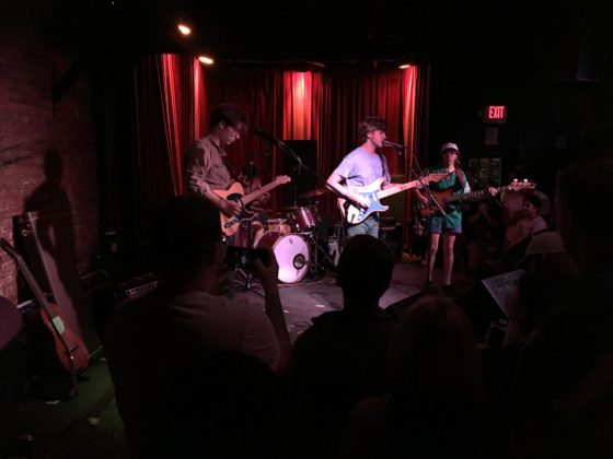 Pinegrove @ Club Dada on 9/30/17 photos by Molly Harras