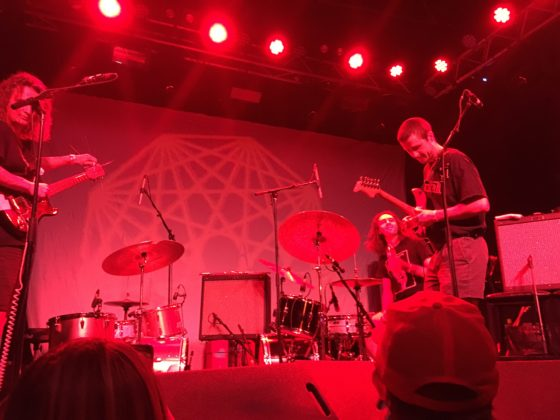 King Gizzard & The Lizard Wizard at Trees on 10/1/17