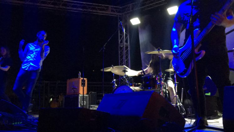 Pianos Become the Teeth at Gas Monkey Bar N' Grill on 10/25/17