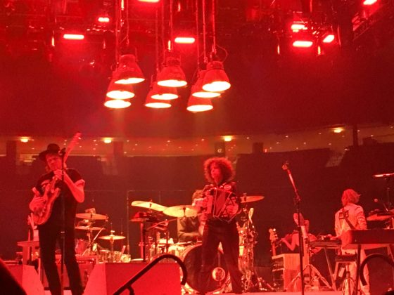 Arcade Fire @ American Airlines Center