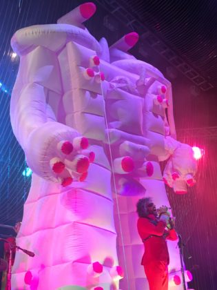 The Flaming Lips at The Pavilion at Toyota Music Factory on 9/30/17
