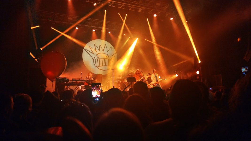 Ween at The Bomb Factory on 10/31/17