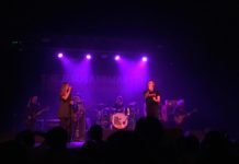 The Jesus and Mary Chain at The Bomb Factory on 11/5/17