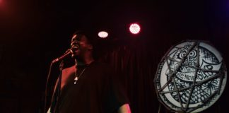 Jacob Banks at Three Link on 11/16/17