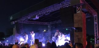 The Maine at Gas Monkey Bar N' Grill on 11/18/17