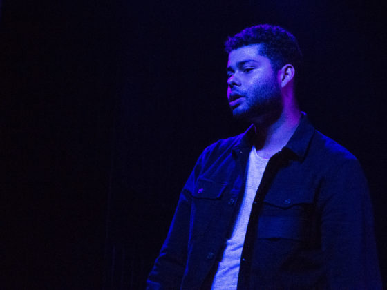 Injury Reserve at Trees on 11/7/17 photos by Roman Soriano