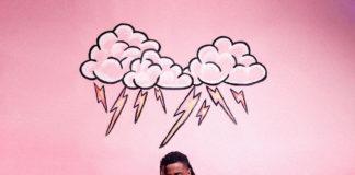Xavier Omar - Pink Lightning Cover