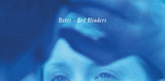 Hater - Red Blinders cover
