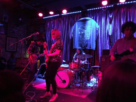 Jessica Lea Mayfield @ Three Link on 1/19