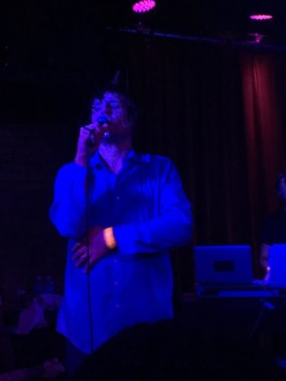 John Maus at Club Dada on 2/2/18