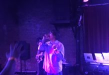 John Maus at Club Dada on 2/2/18