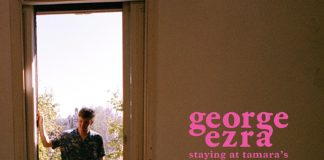 George Ezra - Staying at Tamara's cover