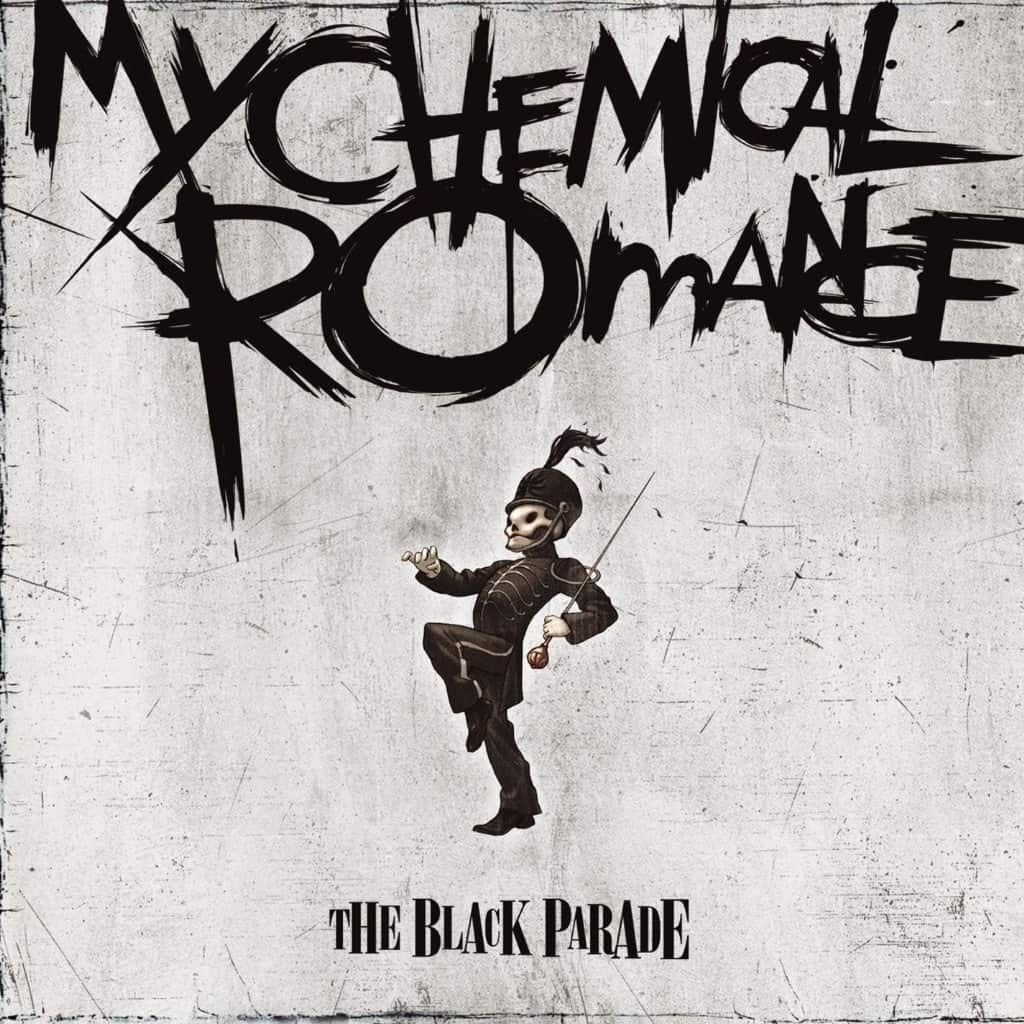My Chemical Romance - The Black Parade cover