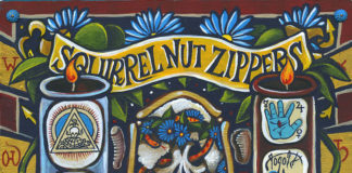 Squirrel Nut Zippers - Beasts of Burgundy cover