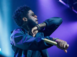 Big K.R.I.T. at Bomb Factory on 4/13/18 photos by Roman Soriano