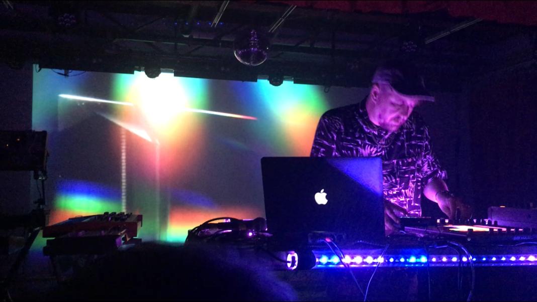 Machinedrum at Deep Ellum Art Co on 3/30/18