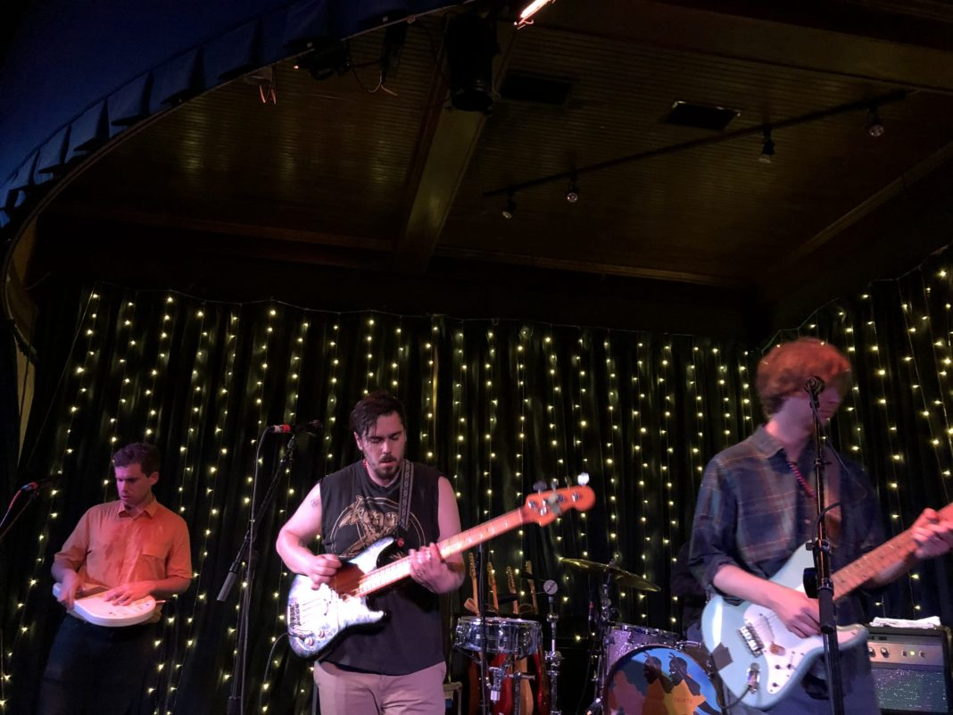 Parquet Courts at Sons of Hermann Hall