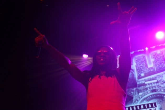 Lil B at Bomb Factory on 8/4/18