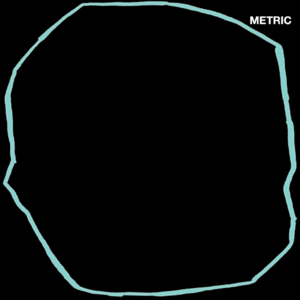 Metric - Art of Doubt cover